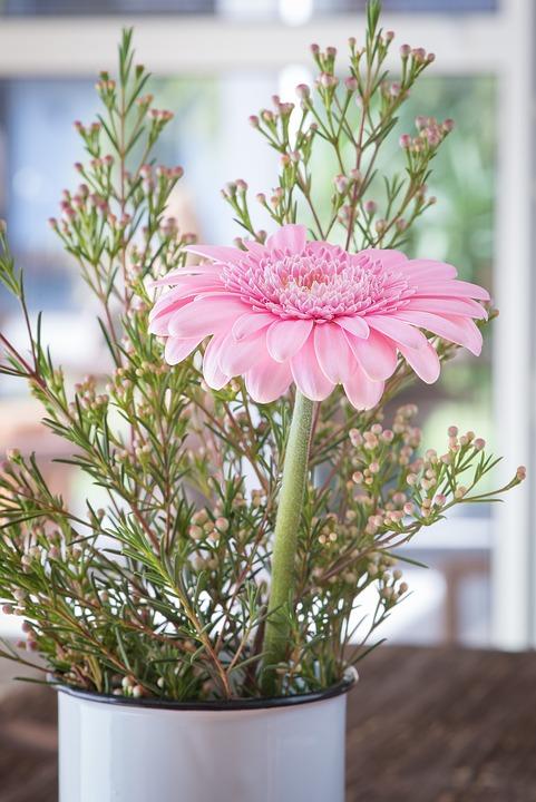 La casa hygge arredare con fiori freschi e piante for Arredare con i fiori