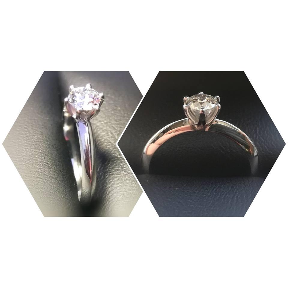 Σχεδιασμός μονόπετρου δαχτυλιδιού  4c1f9c47a86