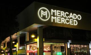 Arte y seda Mercado de la Merced