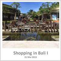 Sydney Fashion Hunter - Shopping In Bali I