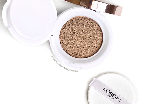 L'Oréal Paris True Match Lumi Cushion Foundation N3.5 Review