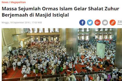 Uhuii.. Setelah Dibully Netizen, Kompas Akhirnya Meralat Judul, Bukan Ribuan Massa tapi Cukup Dengan Massa