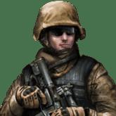 Rocket Infantry - T3 - Jenis pasukan pada Mobile Strike