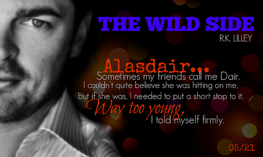 The Wild Side Book Launch, Chapter 2, and $25 GC Giveaway!!