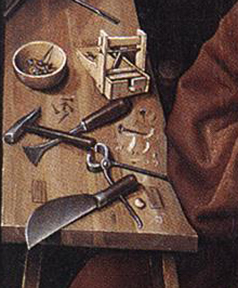 St  Thomas guild - medieval woodworking, furniture and other