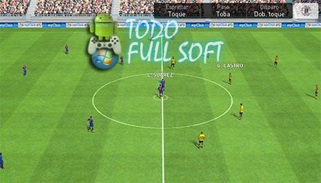 Descargar el juego PES 2017 full apk para android + Datos OBB