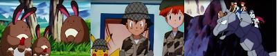 Pokémon Capítulo 17 Temporada 3 El Arbotanque