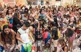 Shopping Jardim Guadalupe promove Bailinho Infantil