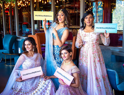 Mohan Sisters Had the Most Aww-Dorable Bridesmaid Shoot!