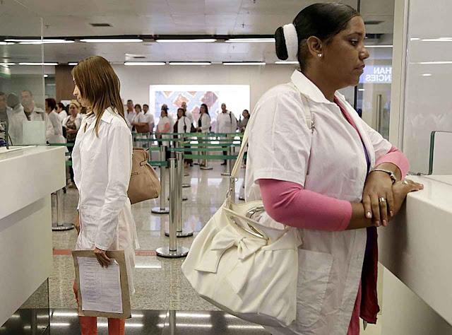 Médicos cubanos chegam ao Brasil e Havana exige mais dinheiro. Foto: Erasmo Salomão Ministério da Saúde.