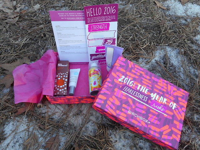 January Birchbox Review