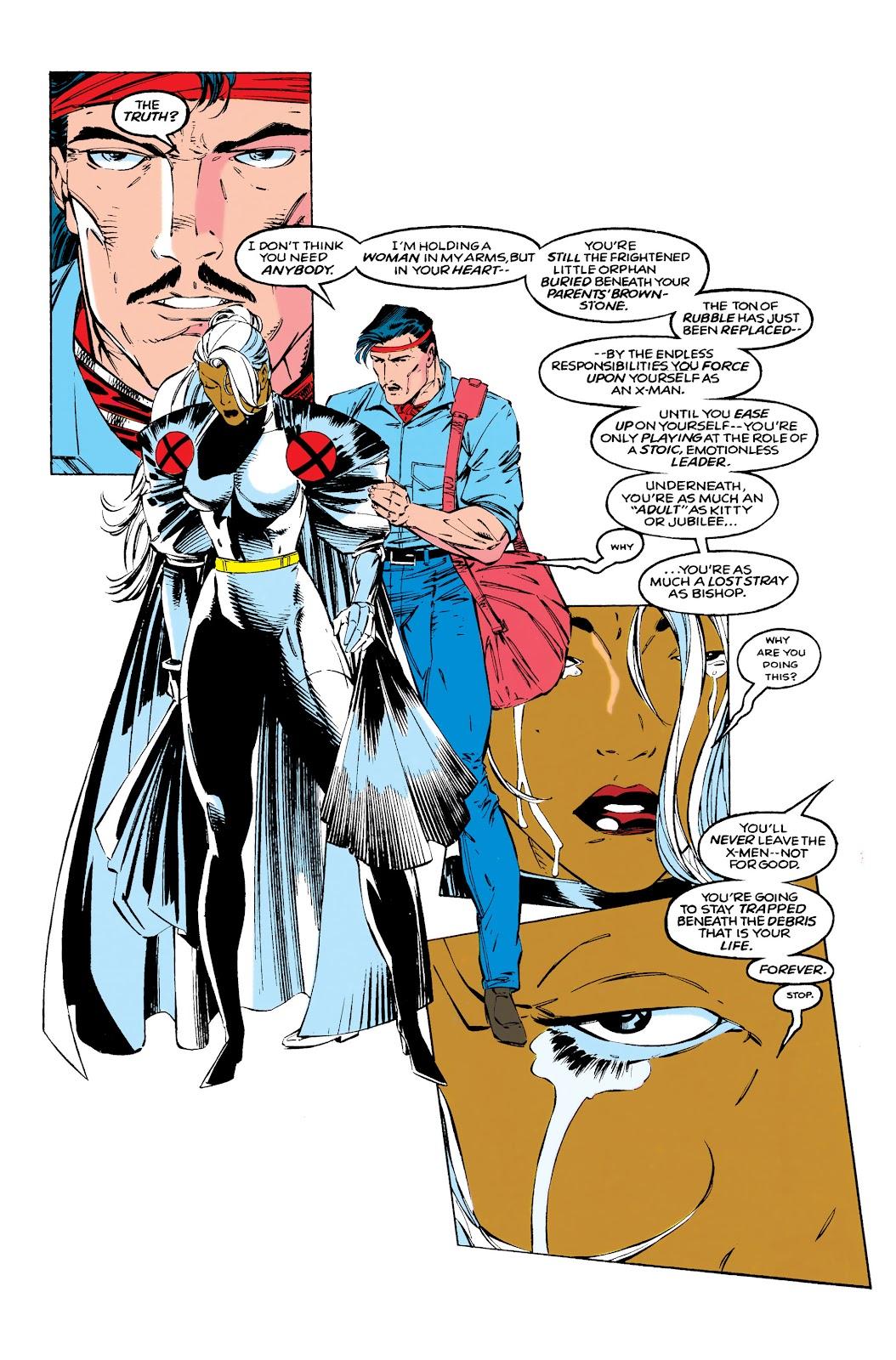 Uncanny X-Men (1963) issue 290 - Page 20