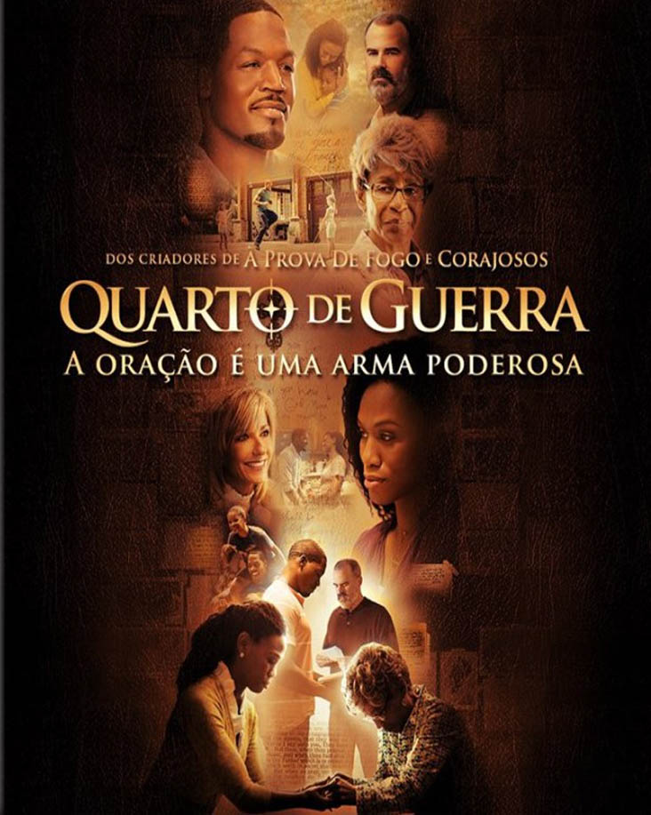 Quarto de Guerra Torrent - Blu-ray Rip 720p e 1080p Dual Áudio (2015)