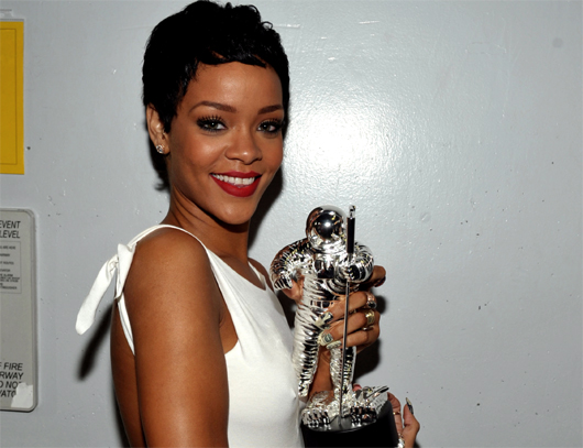 Rihanna recibirá el Michael Jackson Video Vanguard Award