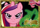 My Little Pony Princess Mi Amore Cadenza (AKA Queen Chrysalis) Series 1 Trading Card