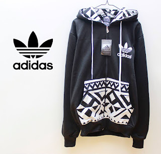 Jaket & Sweater Fleece Hoodie Adidas ADS006