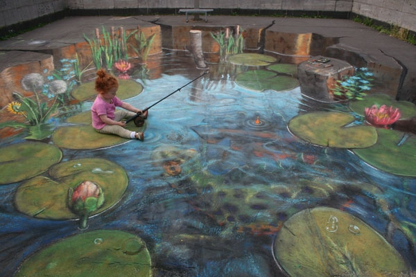 06-About-to-meet-Mr-Newt-Julian-Beever-3D-Pavement-Drawings-Anamorphic-Illusions-www-designstack-co