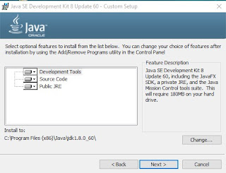 Install Java Development Kit (JDK)