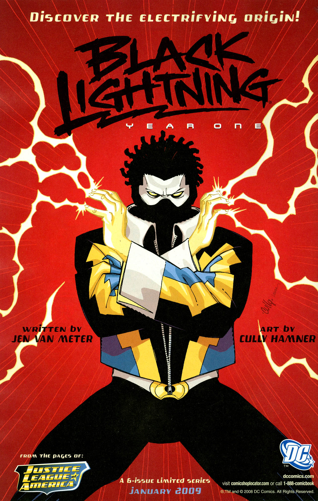 Read online Trinity (2008) comic -  Issue #32 - 21