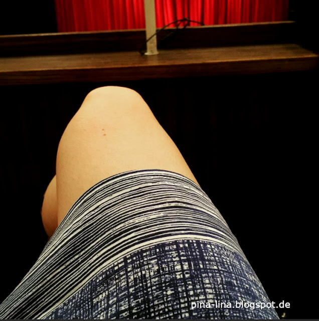 Seidenkleid im Ballett - Schnittmuster aus der Burda