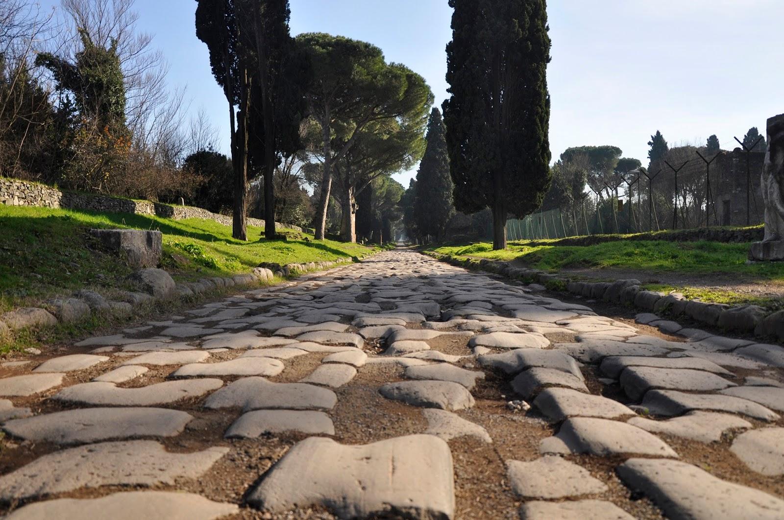 Appia Antica dal III al VI miglio