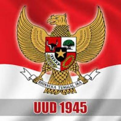 Fungsi Undang Undang Dasar (UUD) 1945