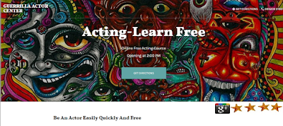 Learn acting free
