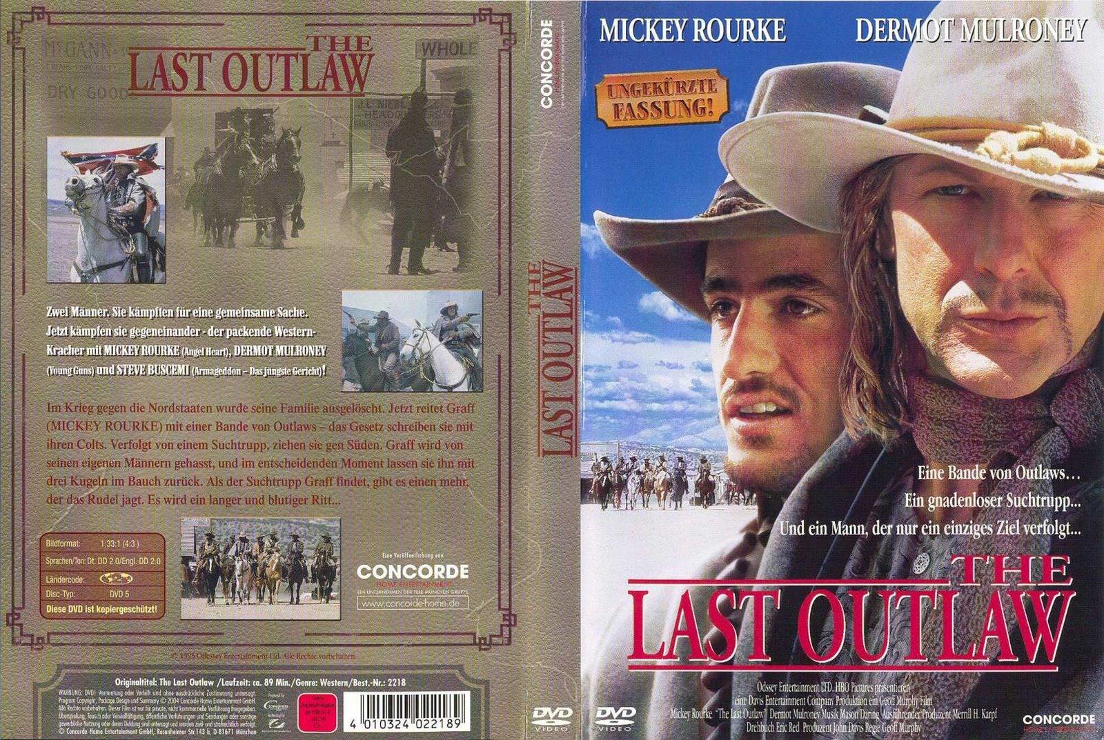 Poster do filme Os Últimos Foras-da-Lei