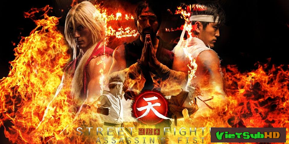 Phim Chiến Binh Đường Phố VietSub HD | Street Fighter: Assassin*s Fist 2014