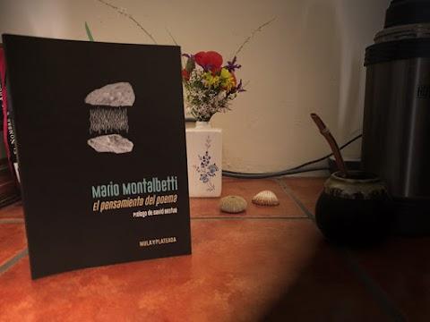 «El pensamiento del poema» de Mario Montalbetti (Kriller 71 Ediciones)