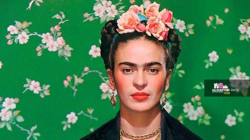 Lo sguardo di Frida - Arte