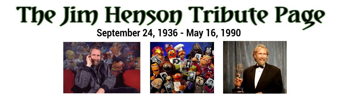 Muppetshenson The Jim Henson Tribute Page