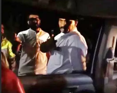 kolhapur-vanchit-bahujan-aaghadi-police-viral-video-hindi-news