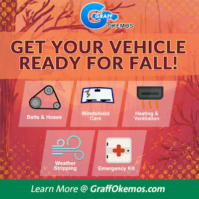 Fall Car Care Tips With Graff Chevrolet Okemos