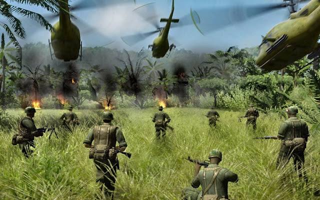 Conflict Vietnam PC Download Full Version Gameplay