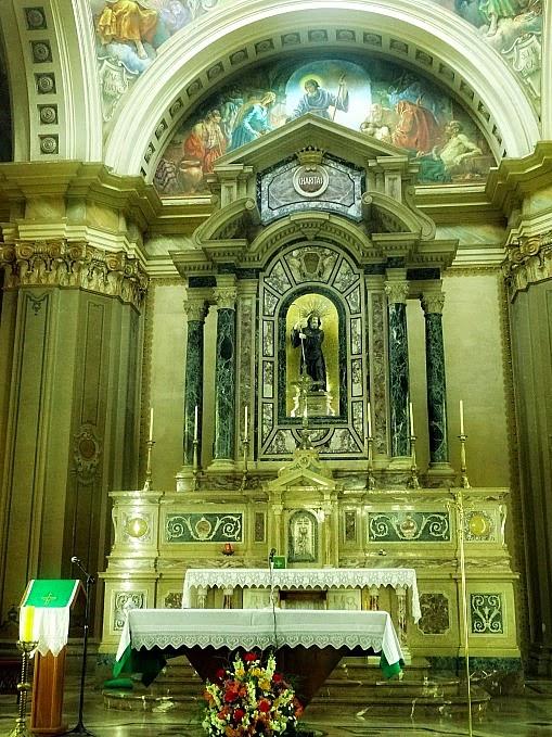 Altar da Catedral de Pelotas