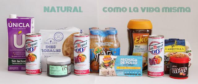 Disfrutabox Junio caja mensual de alimentación