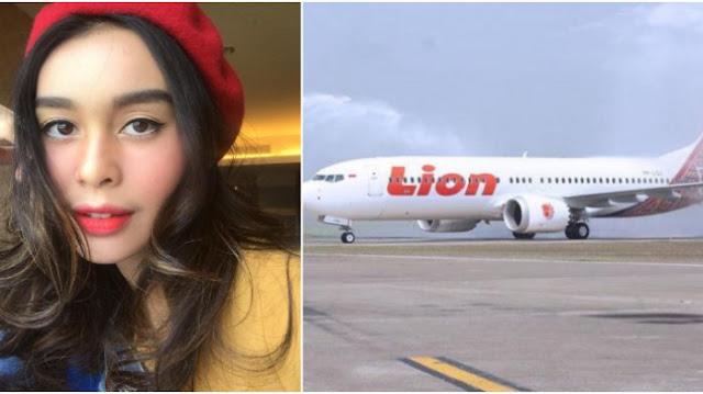 Pesawat yang Dinaiki Kru 'Katakan Putus' Bukan Lion Air JT610, Conchita Caroline Beri Klarifikasi