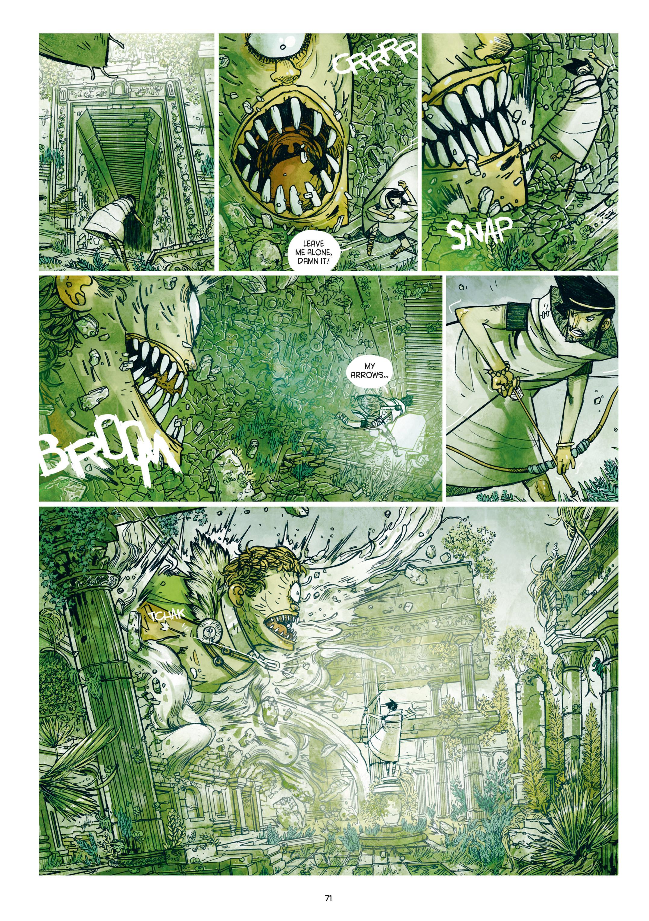 Read online Adrastée comic -  Issue #1 - 72