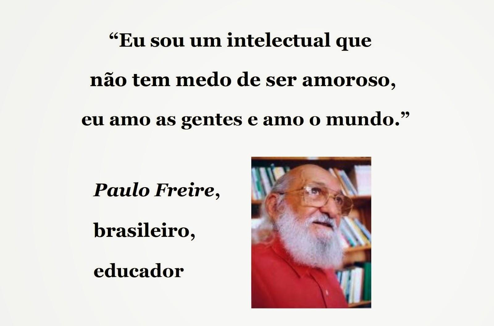 Arte Cidadania Comunicação Paulo Freire Educador