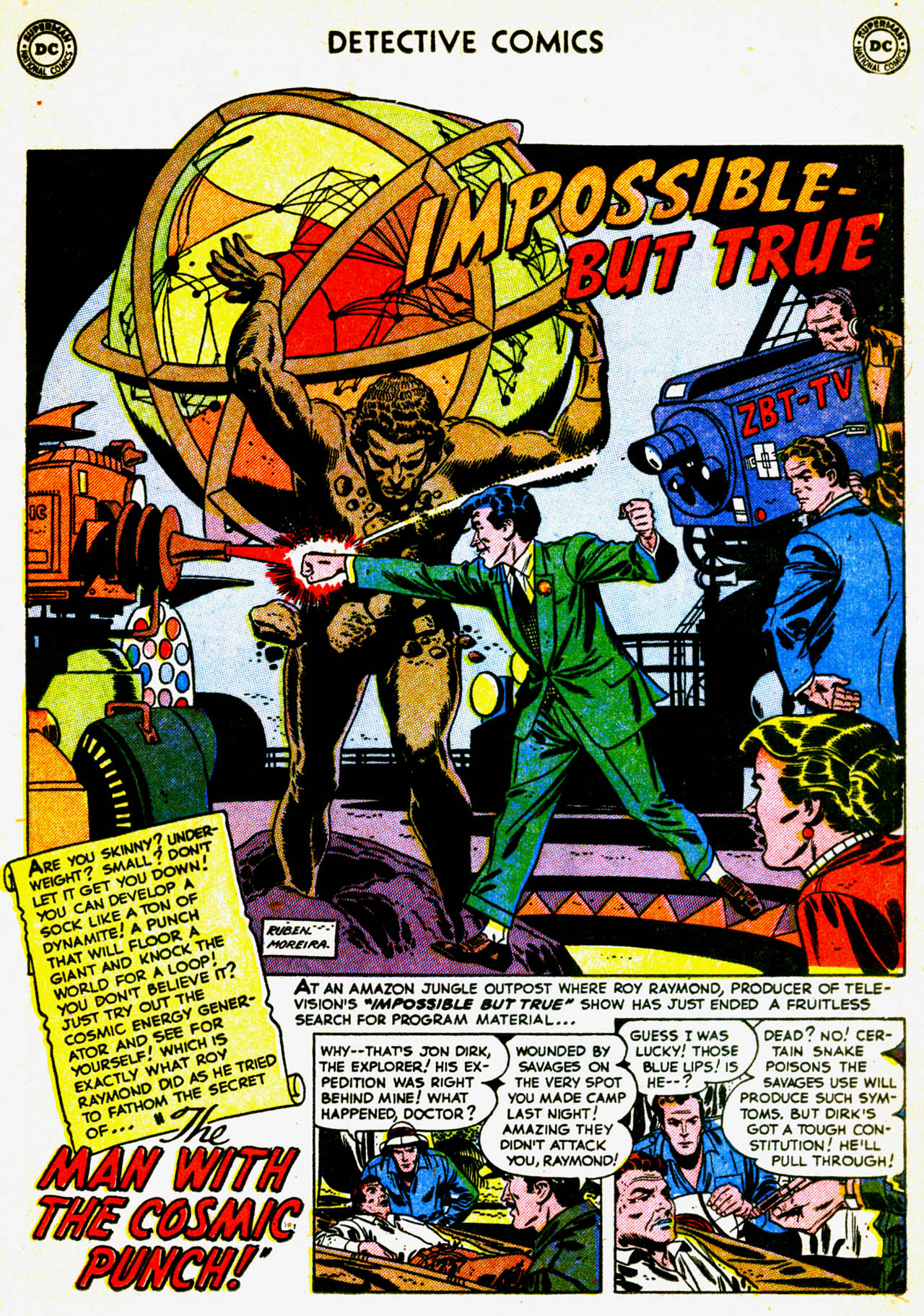 Read online Detective Comics (1937) comic -  Issue #180 - 18