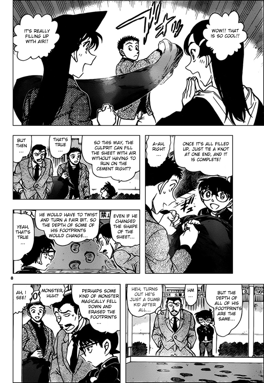 Detective Conan Ch.944 - Vol 087 THE SOLAR BALLOON