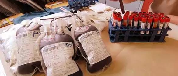 Bancos de sangre dotados con reactivos ahora padecen falta de personal