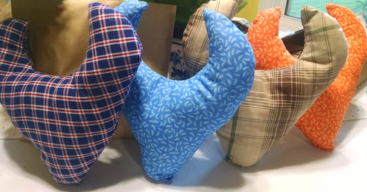 Charity Sewing Project: Mastectomy Pillows