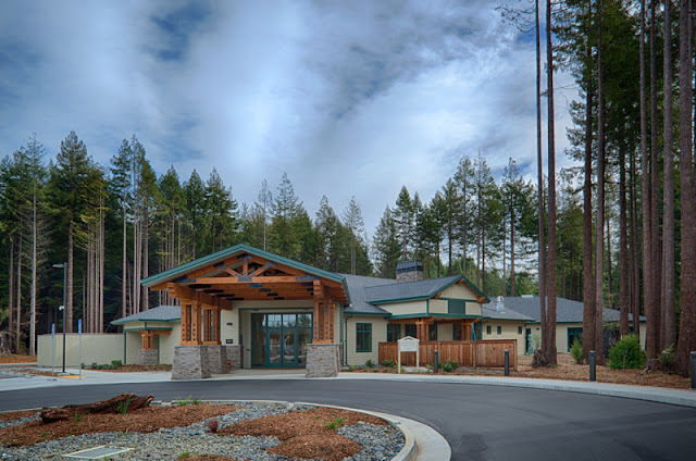 Ida Emerson Hospice House http://www.hospiceofhumboldt.org/