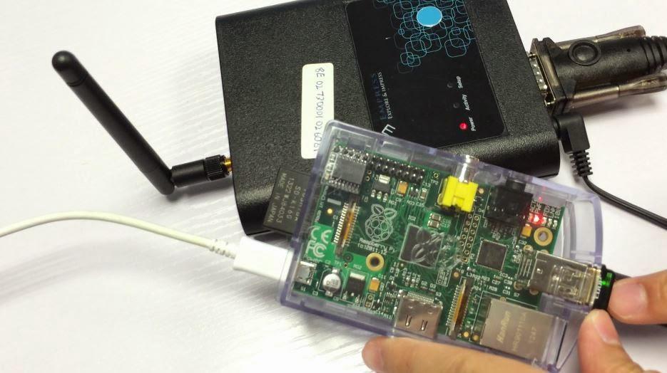 RFID Bloggy'n Tips: Apps-in-a-Box : Raspberry Pi x RFID [Beta] [Lab]