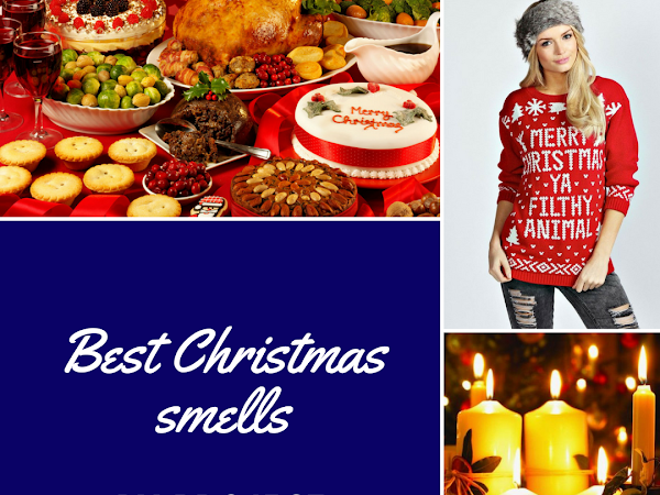 Best Christmas Smells | Blogmas day 15