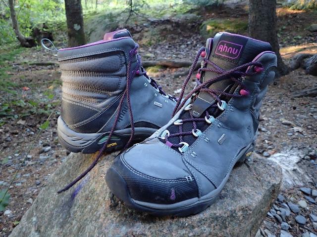 Ahnu Women S Hiking Shoes Size