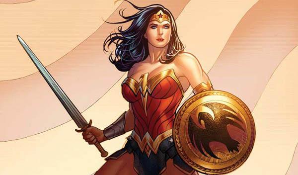 superhero wanita seksi