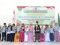 Santri Madin Bentuk Jiwa Moderasi Kebangsaan Untuk Indonesia